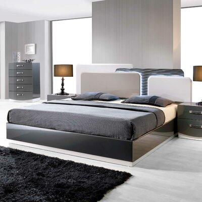 Valencia Platform Bed Size: California King