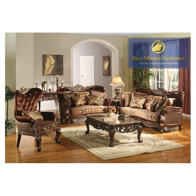 BestMasterFurniture BMFR1421 Del Mar Living Room Collection