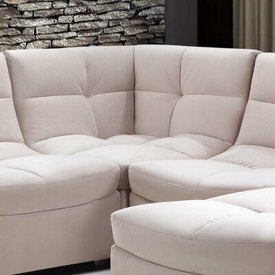 Corner Wedge Modular Sectional
