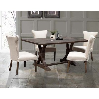 5 Piece Rectangular Dining Set