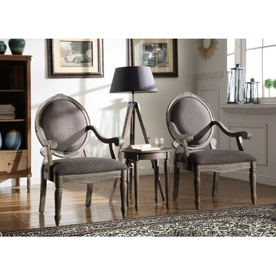 3 Piece Armchair Set