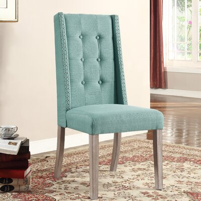 Side Chair Upholstery: Laguna