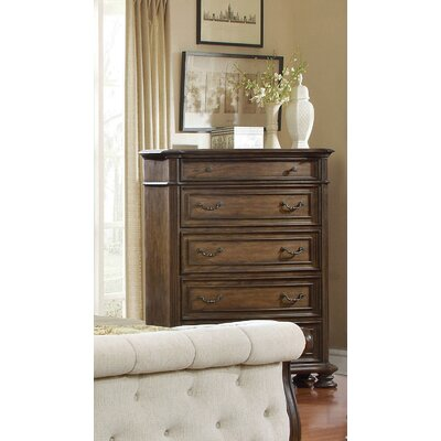 Belle 5 Drawer Chest