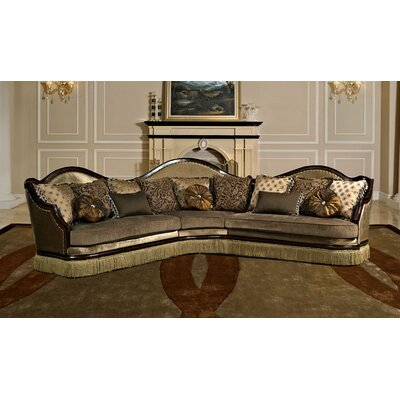 763 3 Pcs Sectional BestMasterFurniture Sectionals