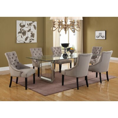 Nicolette 5 Piece Dining Set