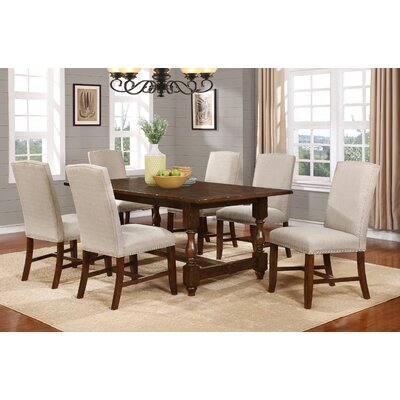 Hoover Walnut 5 Piece Dining Set