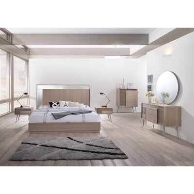 Brazil Platform Configurable Bedroom Set