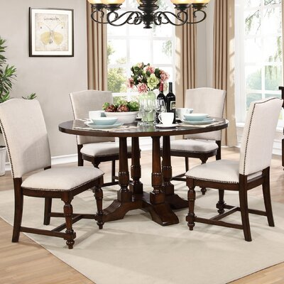 Dakota 5 Piece Dining Set