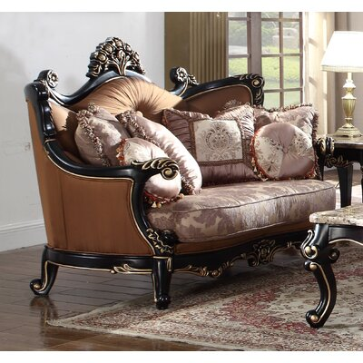 BestMasterFurniture 1615 Loveseat
