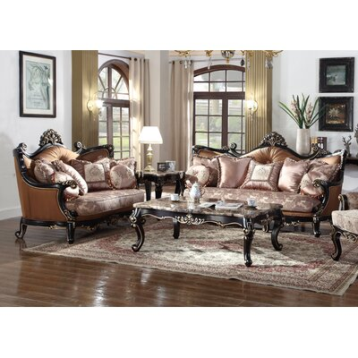 Traditional 2 Piece Living Room Set