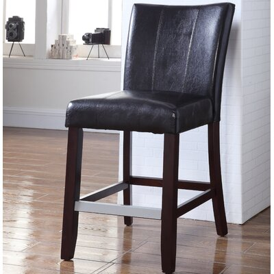 40 Bar Stool Upholstery: Espresso