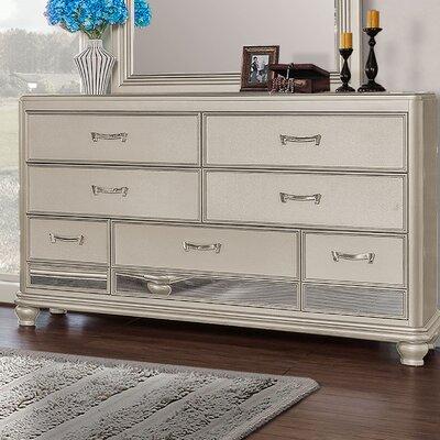 Bedroom 7 Drawer Standard Dresser