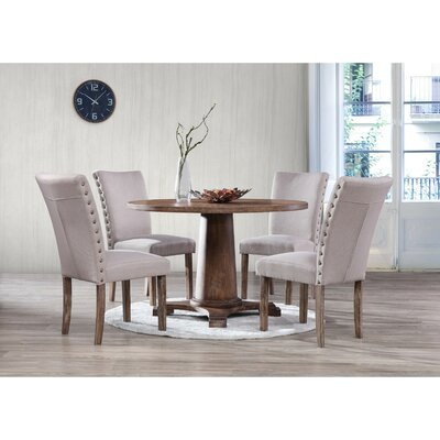 Metropole 5 Piece Dining Set