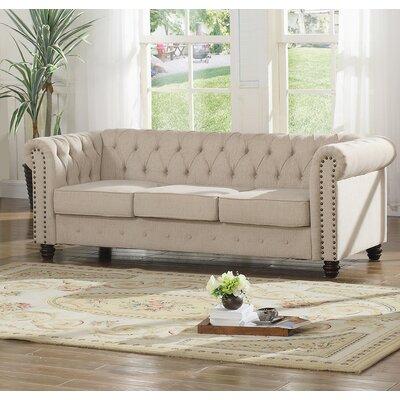 Swissvale Sofa Upholstery: Beige