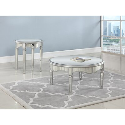 Lacey Round Coffee Table