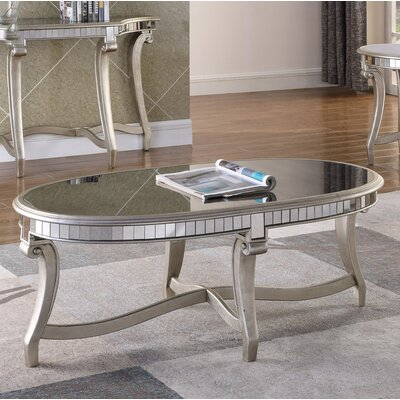 Derry Oval Coffee Table