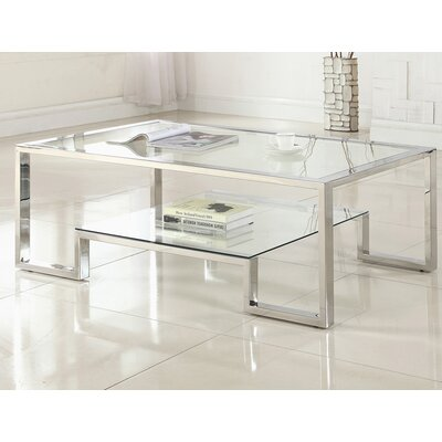 Mcauley Rectangular Coffee Table