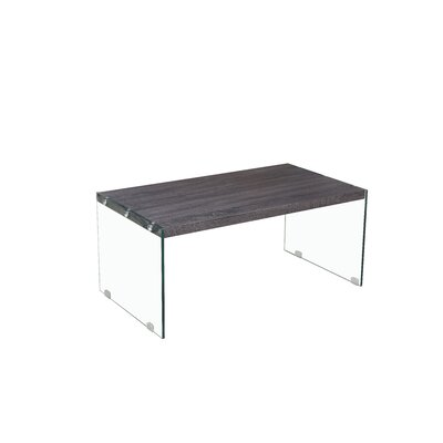 Aganlane Coffee Table Table Top Color: Gray