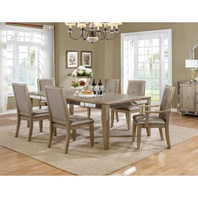 Clemens 7 Piece Dining Set