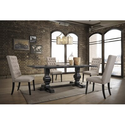Lapinski 5 Piece Dining Set