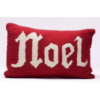 Monogram Noel Hooked Lumbar Pillow