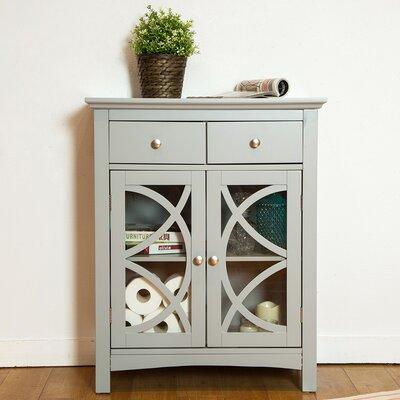 Wooden Free Standing Storage Cabinet