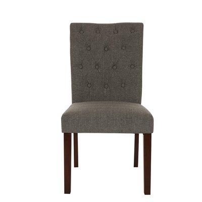 Fabric Parsons Chair