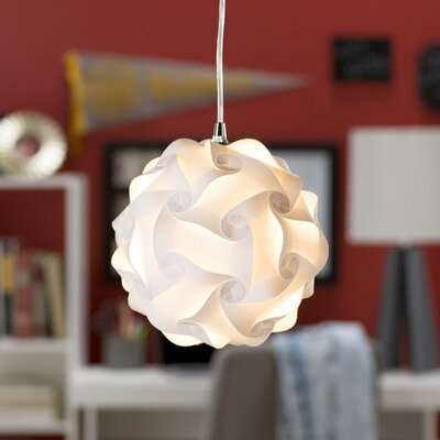 1-Light Pendant Light