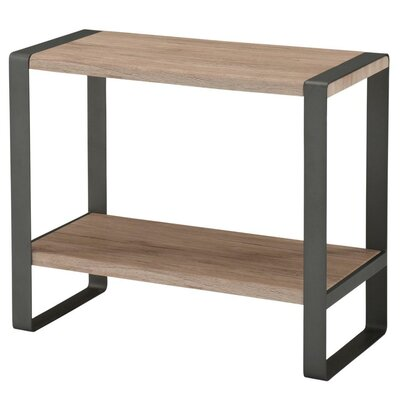 Furniture-!nspire 2 Tier Accent Table