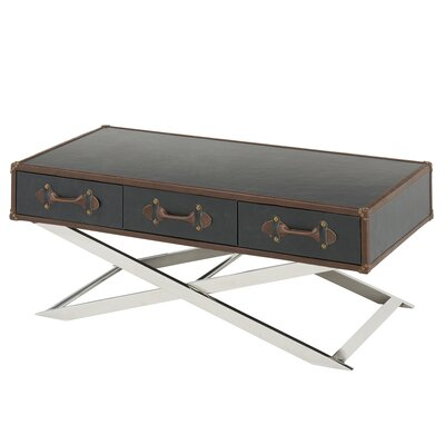 Coffee Table Color: Gray