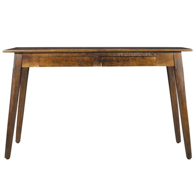 Console Table Finish: Walnut