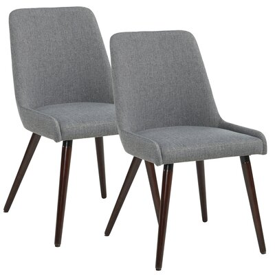 Side Chair Color: Dark Gray