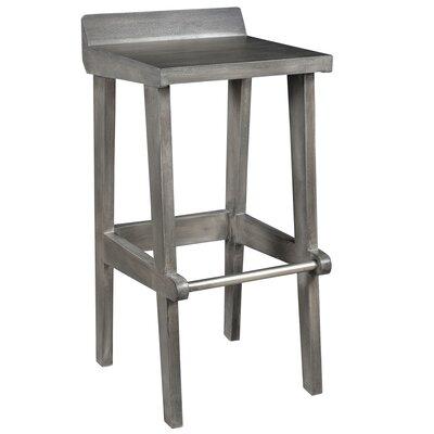 Bar Stool Color: Gray