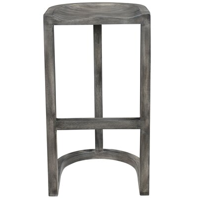 30 Bar Stool Color: Gray