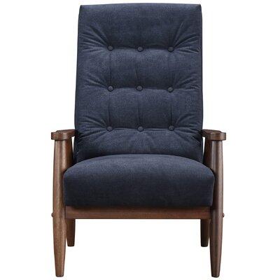 Harrison Mid Century Accent Armchair