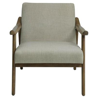 Wardlaw Armchair Upholstery: Beige