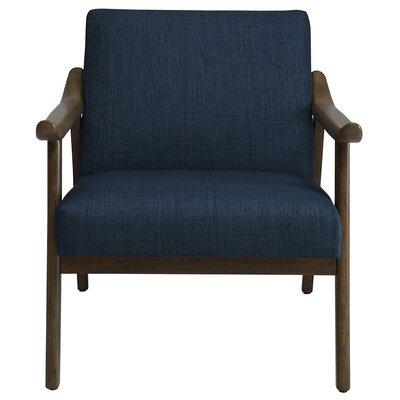 Wardlaw Armchair Upholstery: Blue