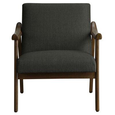 Wardlaw Armchair Upholstery: Gray