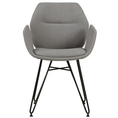 Mount Barker Armchair Upholstery: Gray