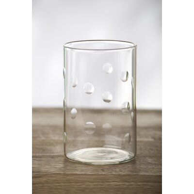Vision Deco 10 Oz. Medallion Glass VDMM295