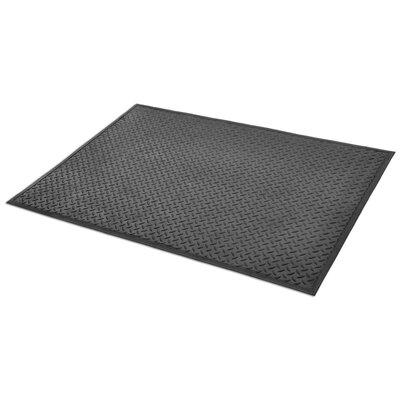 Fußmatte Checker | Heimtextilien > Fussmatten | Hellgrau | Rileys PVT Limited