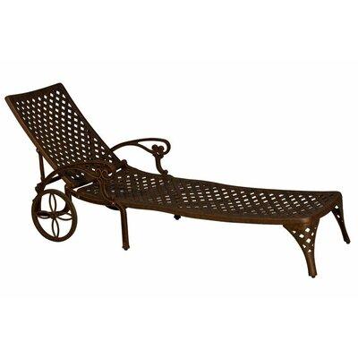 La Jolla Single Chaise Lounge
