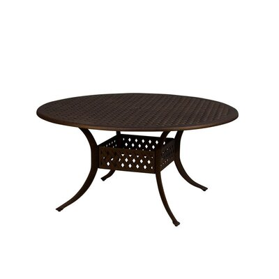 La Jolla Dining Table Table Size: 72 L x 42 W