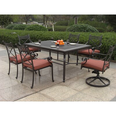 Bar Harbor 7 Piece Dining Set