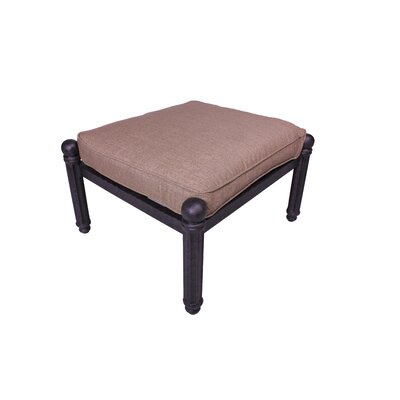 Baldwin Ottoman with Cushion