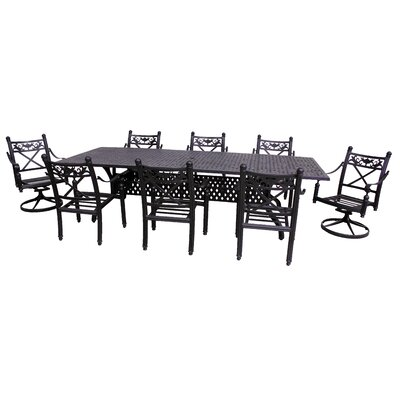 Baldwin 9 Piece Dining Set
