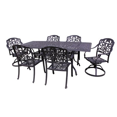 Roma 7 Piece Dining Set