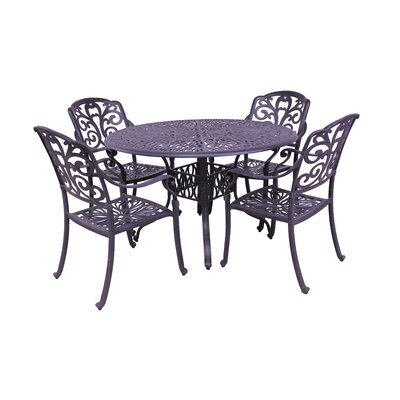 Roma 5 Piece Dining Set