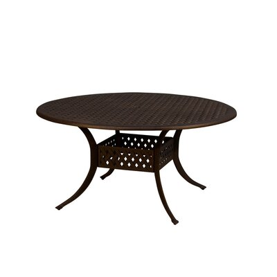 La Jolla Dining Table Table Size: 60 L x 60 W