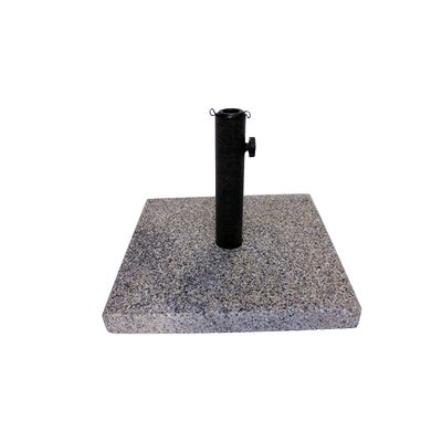 Granite/Steel Free Standing Umbrella Base